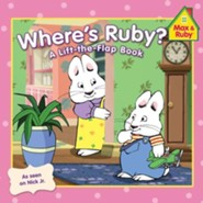 Where's Ruby? A Lift-the-Flap Book