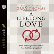 A Lifelong Love - unabridged audiobook on CD