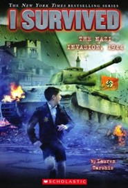 #9: I Survived the Nazi Invasion, 1944