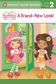 Strawberry Shortcake: A Brand-New Look