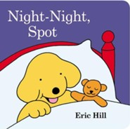 Night-Night Spot  -     By: Eric Hill