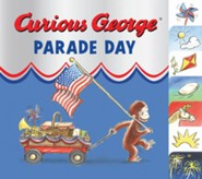 Curious George Parade Day tabbed board book
