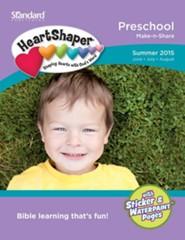 Preschool Make-n-Share, Summer 2015