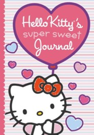 Hello Kitty's Super Sweet Journal