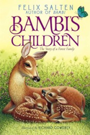 Bambi's Children: The Story of a Forest Family - Slightly Imperfect