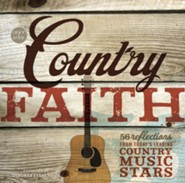 Once-A-Day Country Faith: 56 Reflections from Today's Leading Country Music Stars - eBook