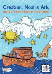 Creation, Noah's Ark, and Other Bible Stories: Volume 1, DVD