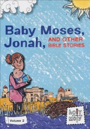 Baby Moses, Jonah, and Other Bible Stories: Volume 2, DVD
