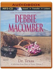 Dr. Texas: A Selection from Heart of Texas, Volume 2 - unabridged audiobook on MP3-CD