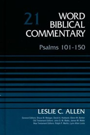 Psalms 101-150: Word Biblical Commentary [WBC]