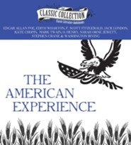 The American Experience: A Collection of Great American Stories - unabridged audiobook on CD