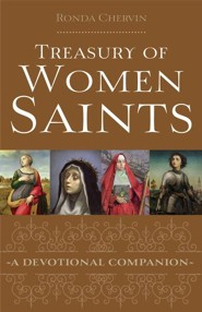 Treasury of Women Saints: A Devotional Companion