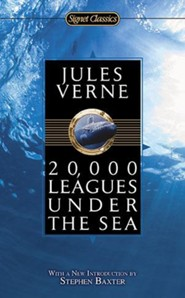 20,000 Leagues Under the Sea  -     Edited By: Mendor T. Brunetti     By: Jules Verne