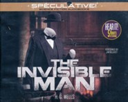 The Invisible Man - unabridged audiobook on CD
