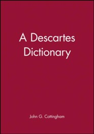 A Descartes Dictionary