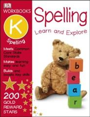 DK Workbooks: Spelling: Kindergarten
