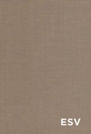 ESV Student Study Bible, Clothbound Hardcover