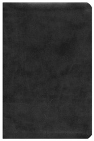 ESV Value Compact Bible, TruTone Imitation Leather, Black