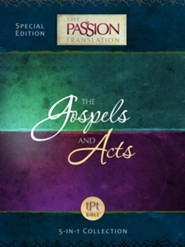 The Passion Translation: The Gospels & Acts