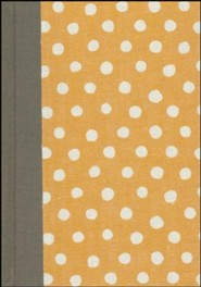 ESV Large Print Compact Bible (Cloth over Board, Polka Dots), Multicolor