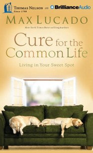 Cure for the Common Life: Living in Your Sweet Spot - unabridged audiobook on MP3-CD