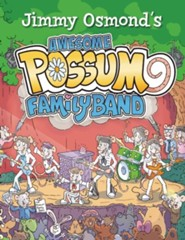 The Awesome Possum Family Band