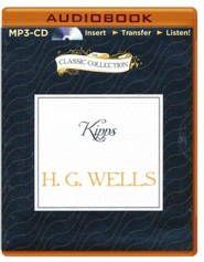 Kipps - unabridged audiobook on CD