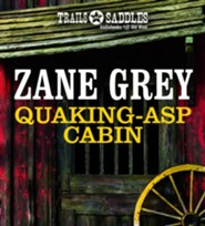 Quaking-Asp Cabin - unabridged audiobook on CD