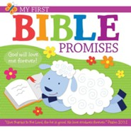 My First Bible Promises with CD
