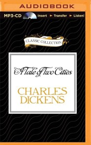 A Tale of Two Cities - abridged audiobook on MP3-CD