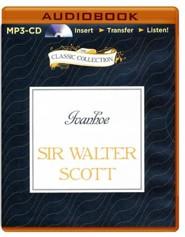 Ivanhoe - unabridged audiobook on MP3-CD