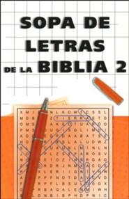 Sopa de letras de la Biblia 2, Bible Word Search 2