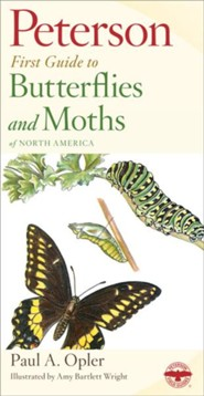 Peterson First Guide to Butterflies and Moths,