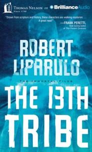 The 13th Tribe - unabridged audiobook on MP3-CD  -     By: Robert Liparulo