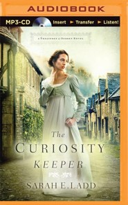 The Curiosity Keeper - unabridged audio book on MP3-CD