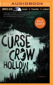 The Curse of Crow Hollow - unabridged audio book on MP3-CD