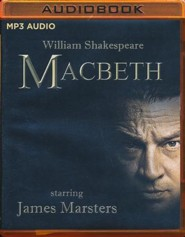 Macbeth - unabridged audio book on MP3-CD