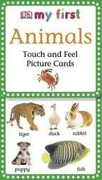 My 1st Touch & Feel Picture Cards: Animals