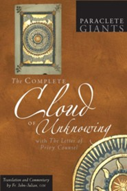 The Complete Cloud of Unknowing: With The Letter of Privy Counsel - Slightly Imperfect