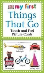 My 1st T&F Flash Cards: Things That Go