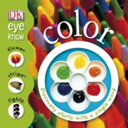Eye Know: Color  -     By: DK Publishing