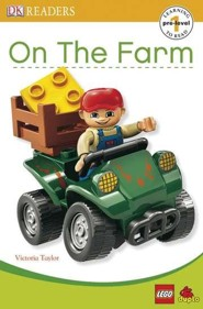 DK Readers, Pre-Level 1: LEGO DUPLO: On The Farm