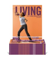 Living as a Young Woman of God 10pk  -     By: Jen Rawson