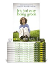 It's Easy Being Green 10pk  -     By: Emma Sleeth