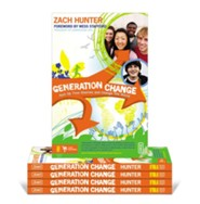 Generation Change 5pk  -     By: Zach Hunter