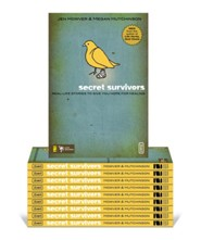 Secret Survivors 10pk  -     By: Jen Howver, Megan Hutchinson