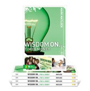 Wisdom On...Time and Money 5pk  -     By: Mark Matlock