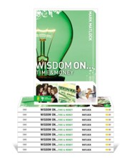 Wisdom On...Time and Money 10pk  -     By: Mark Matlock
