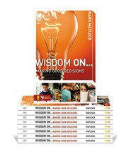 Wisdom On...Making Good Decisions 10pk  -     By: Mark Matlock