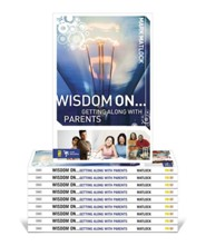 Wisdom On...Getting Along with Parents 10pk  -     By: Mark Matlock